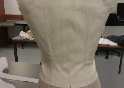 Quarter Scale Tailored Waistcoat